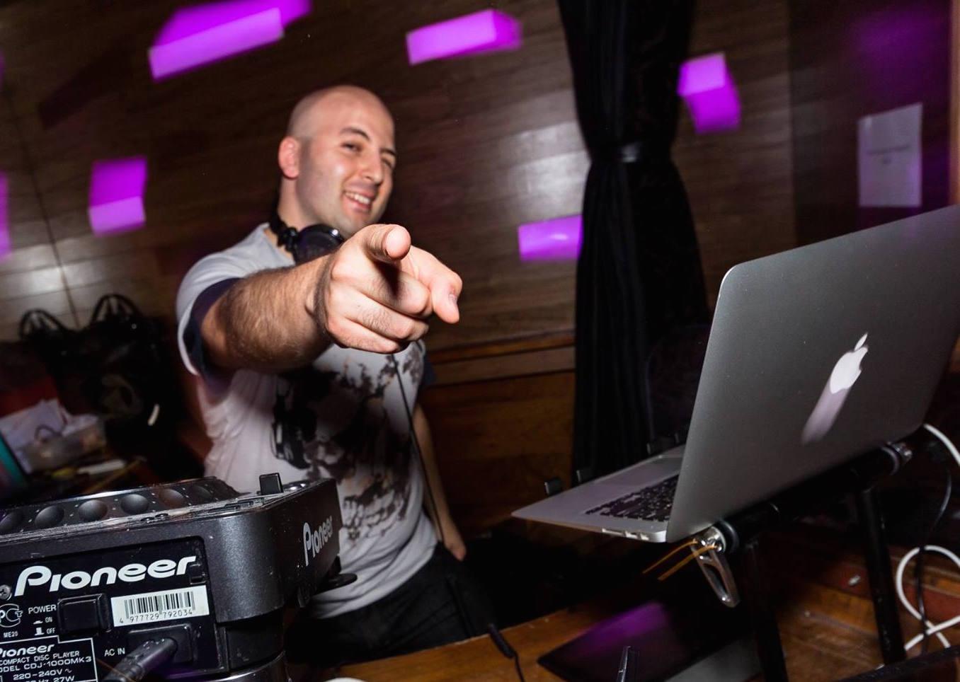 DJing at O'Sulli!